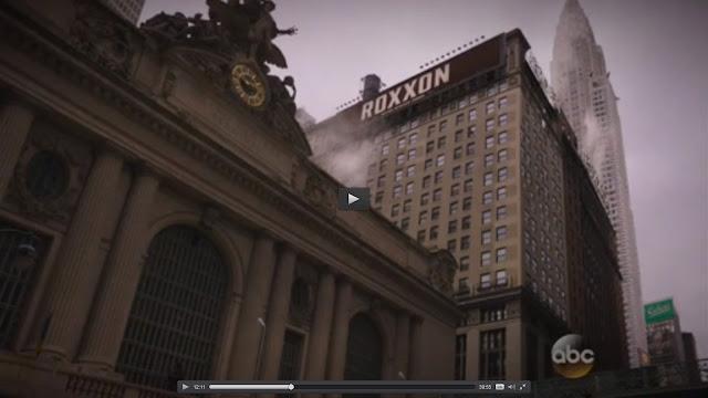 Roxxon Agent Carter