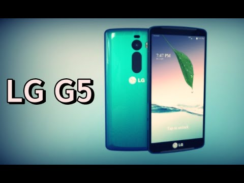 LG G5 Smartphone Comes Out with Snapdragon S20 CPU