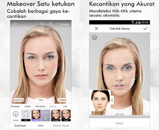aplikasi edit wajah perfect 365