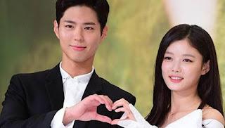 Phim Kim Yoo Jung giữ khoảng cách vì Park Bo Gum quá đẹp trai-2016