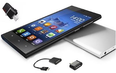Daftar HP Xiaomi Yang Sudah Support USB OTG
