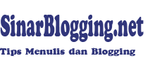 Sinar Blogging
