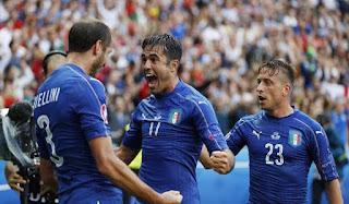 Italia Siap Tampil Beda Hadapi Jerman