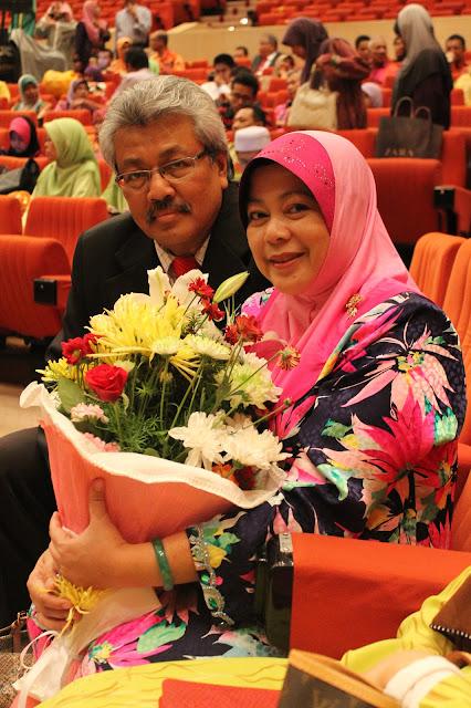 Konvokesyen Dr Nana Ain