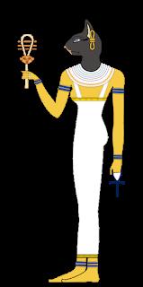 jak wygląda bogini bastet egipt