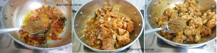 How to make Nadan Chicken Curry - Step 5