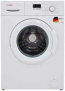 4 - Bosch 6 kg Fully-Automatic – Best Front Loading Washing Machine (WAB16060IN, White)