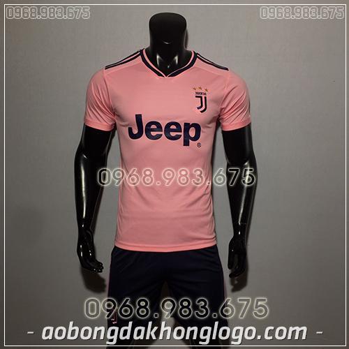 Áo bóng đá câu lạc bộ Juvetus hồng