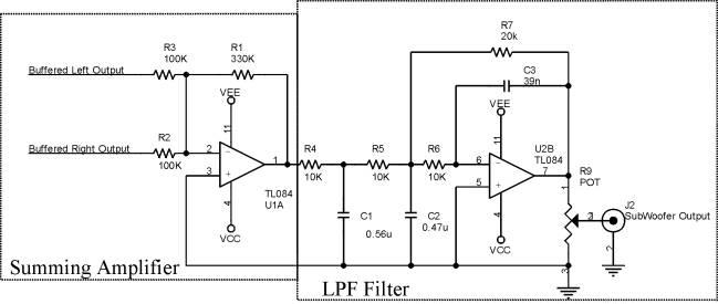 Making Home Theater | 51 Surround Amplifier | DIY Circuit