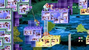 Download game Umihara Kawase Portable (Japan) PSP for PC iso - Game Tegal