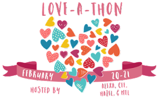 #LoveAThon Mini Challenge 3: Book Spine Poetry