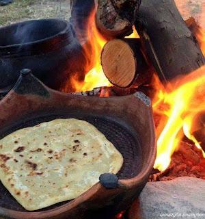 Recette des Mlawi Tunisienne (galette tunisienne)