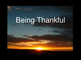 being thankful pictures