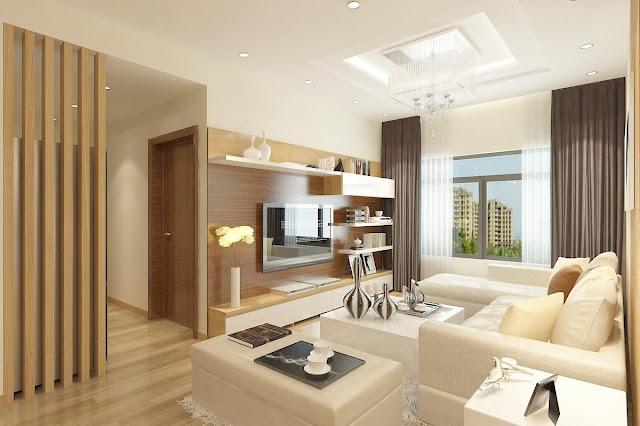 Thiết kế căn hộ chung cư Núi Trúc