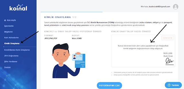 Kredi kartı ile kriptopara al
