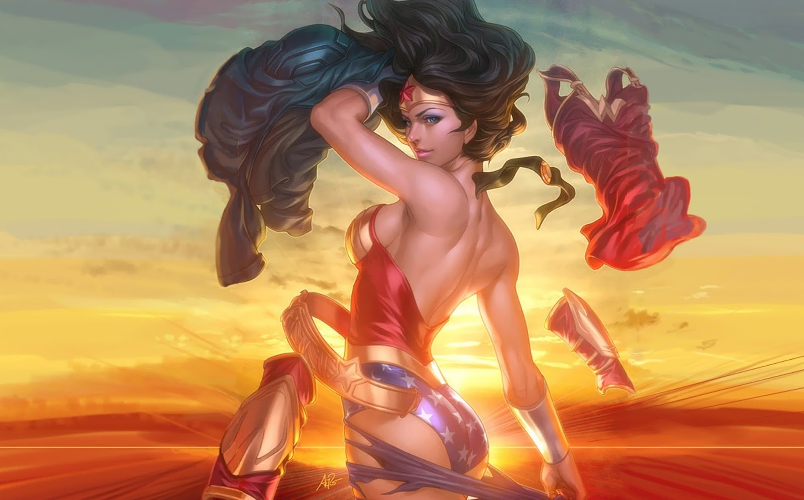 3d 4k Amazon Women Wallpaper C 243 Mics The Badass Woman Of The Week Diana De Themyscira
