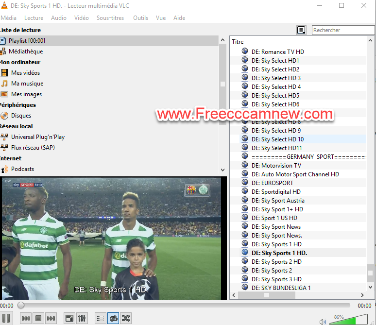 Freecccamnew Iptv Bein Osn Nilesat Taquilla Canal Sky Vod