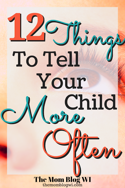 The Mom Blog WI | 12 Important Phrases To Always Tell Your Toddler #Toddler #Parenting #TheMomBlogWI #Blogging #MomLife #MindfulParenting #Independence #Encouragement