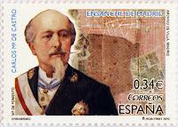 CARLOS MARÍA DE CASTRO, ENSANCHE DE MADRID