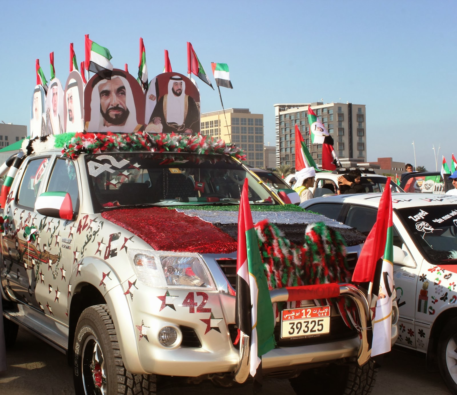 Uae National Day Gifts Burj Khalifa: Arabian Tales And Other Amazing Adventures: UAE National
