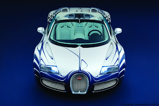 2011 Bugatti Veyron Grand Sport Or Blanc