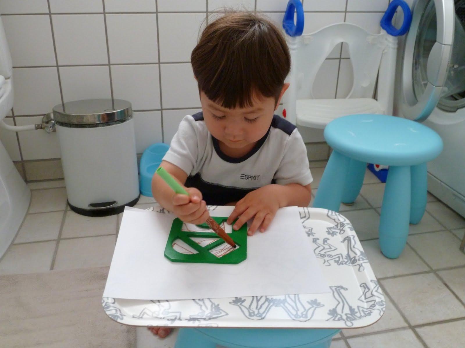 Family Fecs Montessori Activity Tracing Shapes