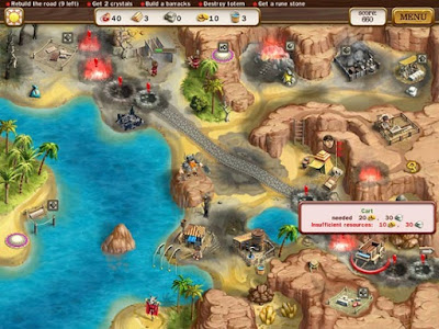Roads of Rome III by Realore Fun and Fast Time Mangement Game