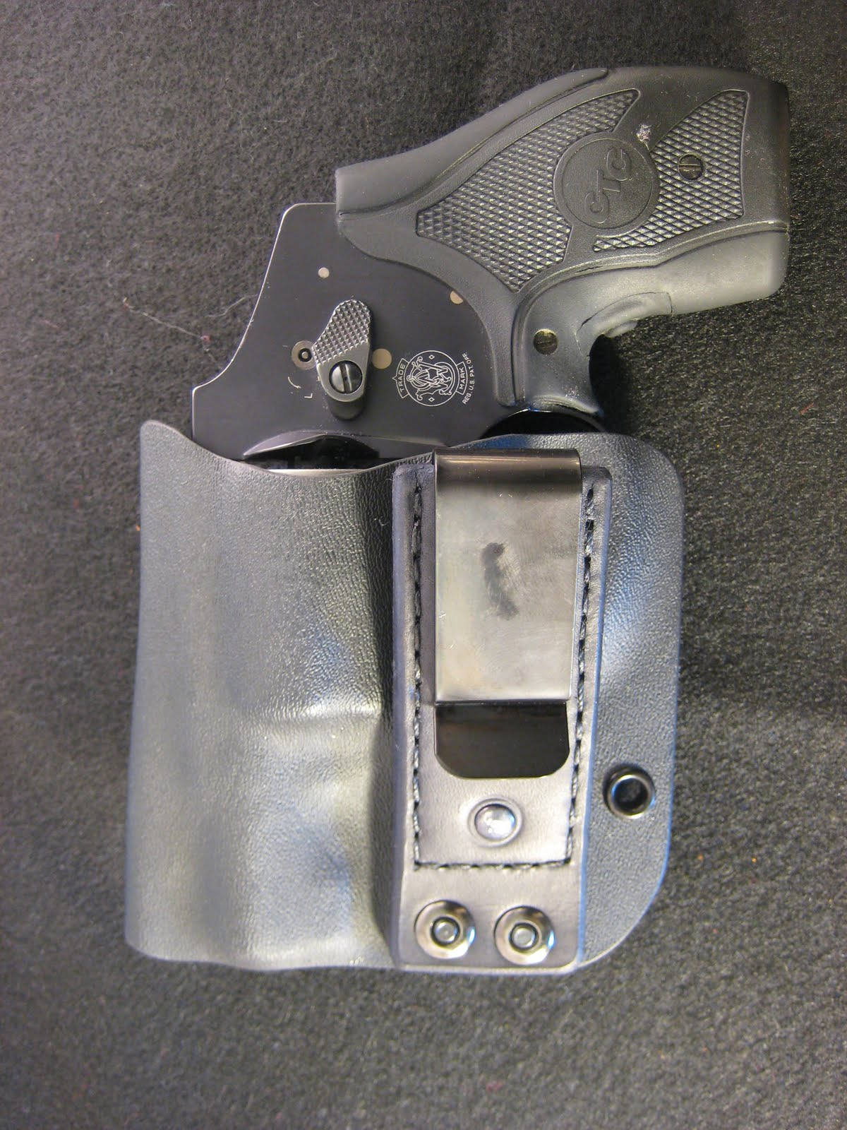 RKBA Holsters: Leather & Kydex Holsters: Kydex Holster