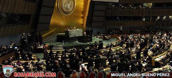 La ONU reconoce a Palestina como Estado observador | Rosarienses, Villa del Rosario