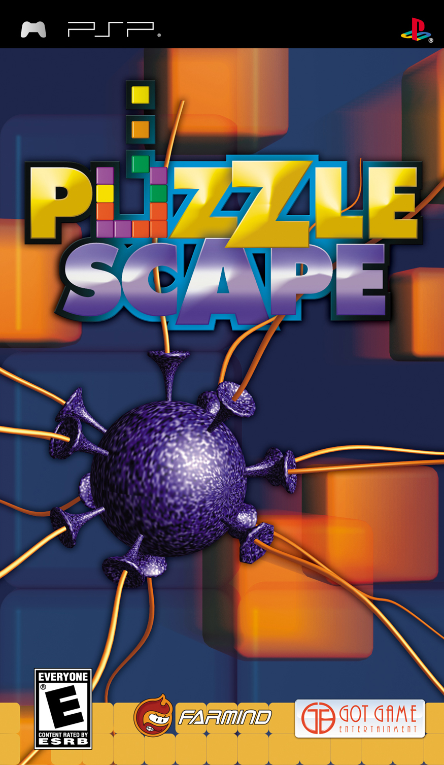Puzzle Scape - PSP - ISO Download