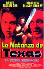 La matanza de Texas. La nueva generación