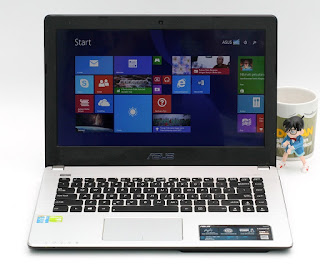 Jual Laptop Gaming Asus A450LC - WX052D