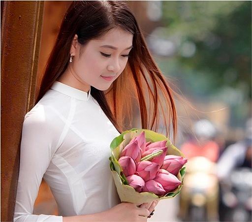Áo dài sinh viên truyền thống, ao-dai-sinh-vien-truyen-thong