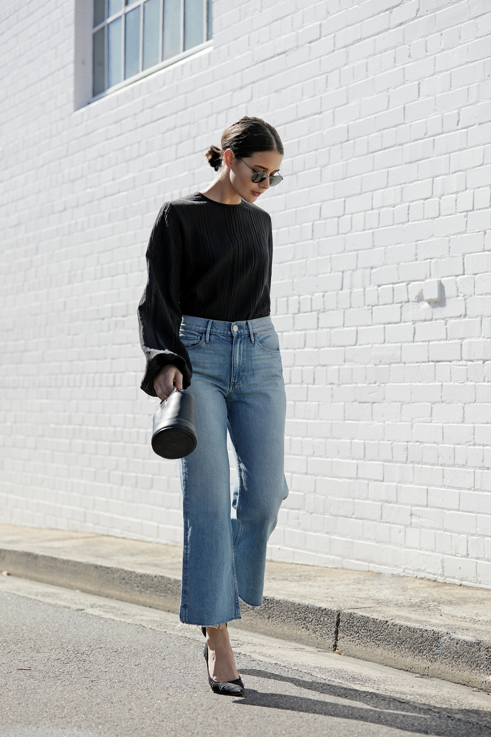 Stylish Under-$100 Denim Date Look — Harper & Harley Outfit Inspiration