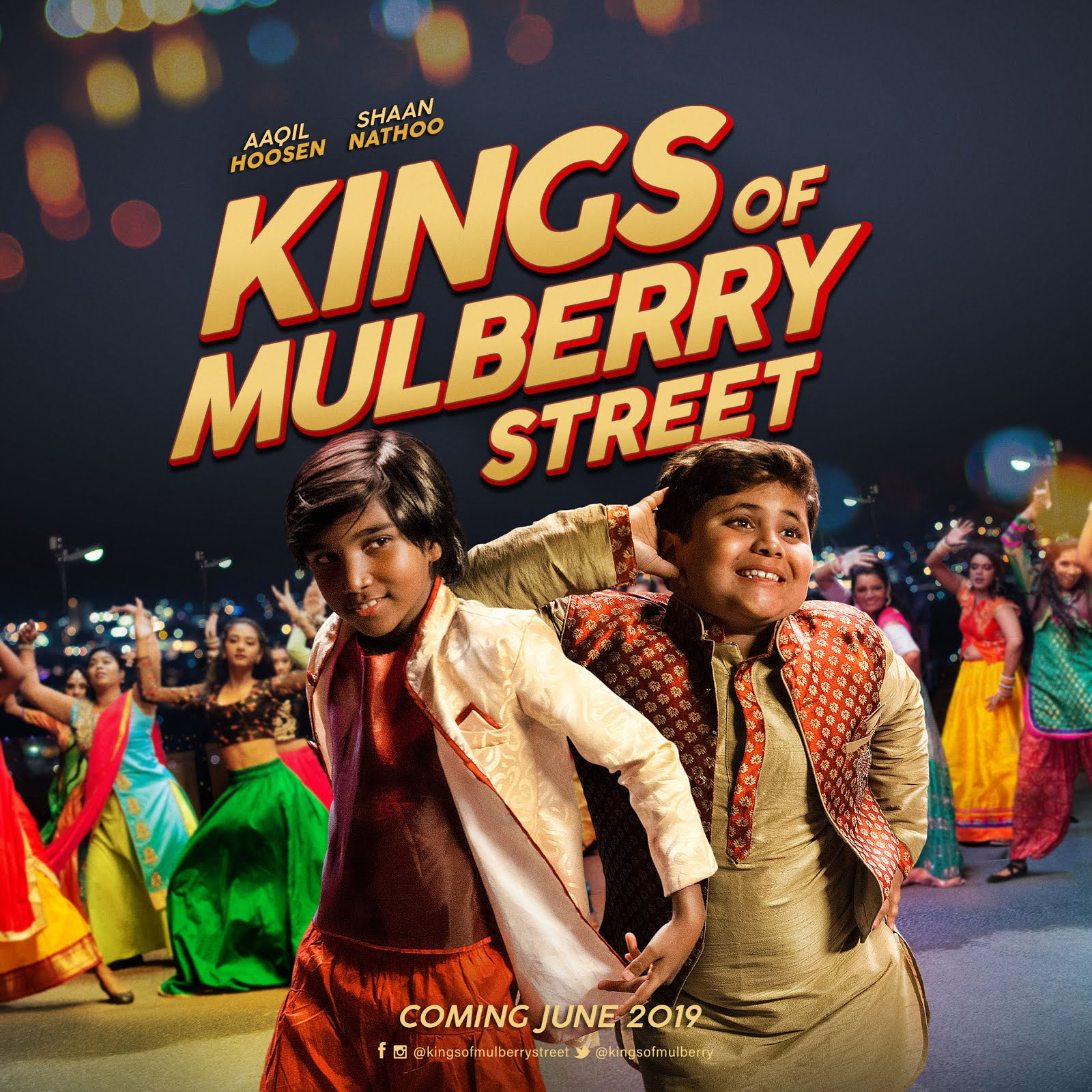 Kings of Mulberry Street 2019 English 300MB HDRip 480p