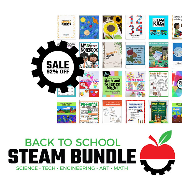 STEAM Back to School Resources