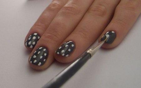 Multicolored leopard Nails - Nail Art Tutorial