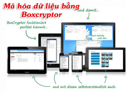 phần mềm mã hóa dữ liệu cá nhân