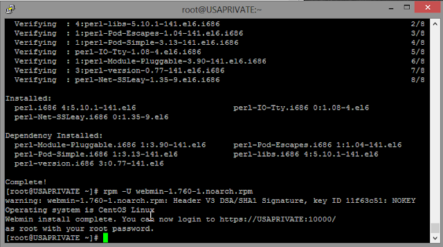 Panduan Lengkap Install Webmin di VPS Linux Centos, Panduan Lengkap Install Webmin di VPS CentOS, Tutorial Lengkap Install Webmin di VPS CentOS