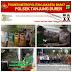 Peringati HPSN 2019, polsek Tanjung Duren Bersama Tiga Pilar Bersih-Bersih