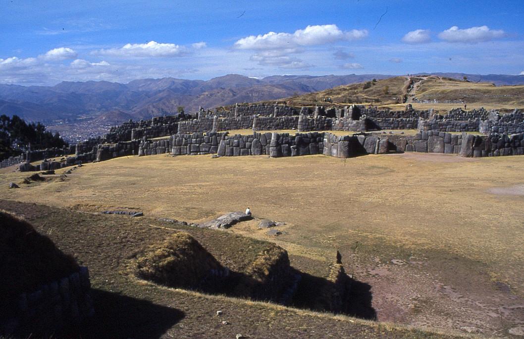 forteresse de Sacsayhuaman
