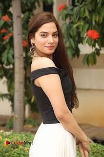 Telugu Actress Tanya Hope Stills at Appatlo Okadundevadu Audio Launch  0026.JPG