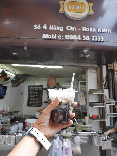 Popular Vietnamese desserts