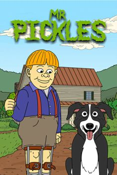 Mr. Pickles 1ª Temporada Torrent - WEB-DL 1080p Dual Áudio