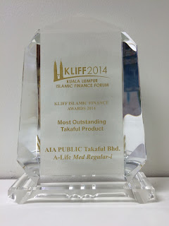 KLIFF 2014 AIA Public Takaful
