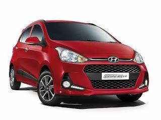 Hyundai I10 giá bán rẻ nhất