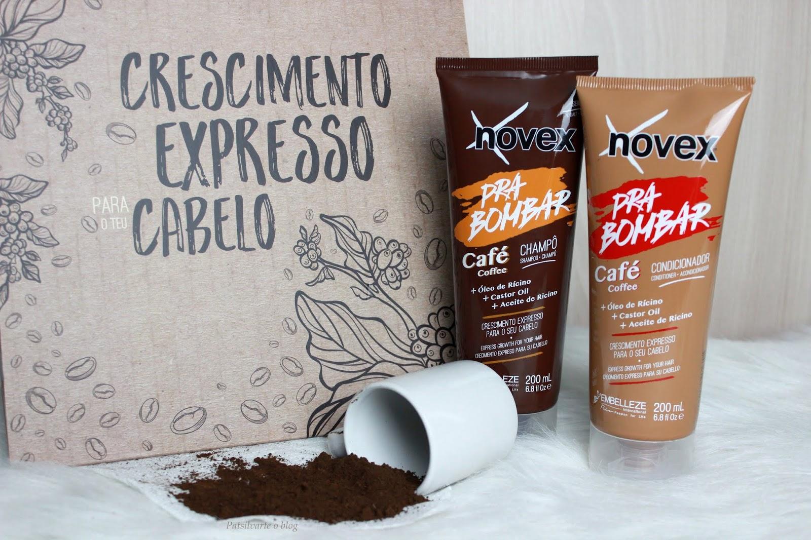 Novex Pra Bombar Café Review