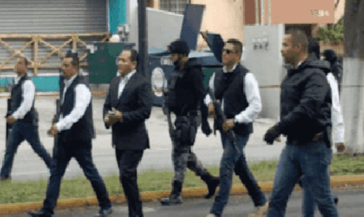 """""""ME AVISARON QUE EL CJNG ME QUIERE EJECUTAR"""": EL CJNG PLANEABA ATENTADO CONTRA EX FISCAL DE JALISCO"""