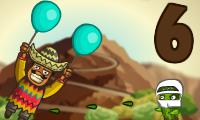 Joaca online Amigo Pancho 6 - joc de aventura si indemanare