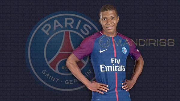 Mbappe akan berlabuh ke Parc des Princes dengan status pemberian Berita Terhangat Paris Saint-Germain Sepakati Transfer Kylian Mbappe